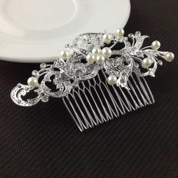 European Handmade Hair Comb C